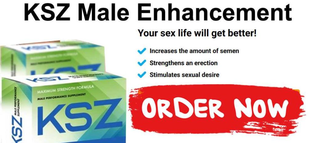 KSZ Male Enhancement benefits