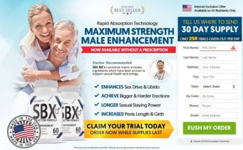 SBX Male Enhancement Review