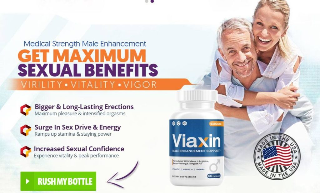 Buy Viaxin male enhancement