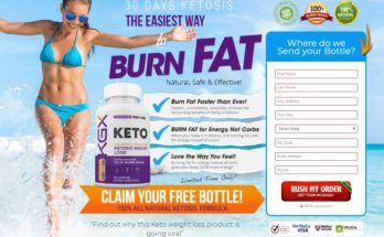KGX Keto Reviews