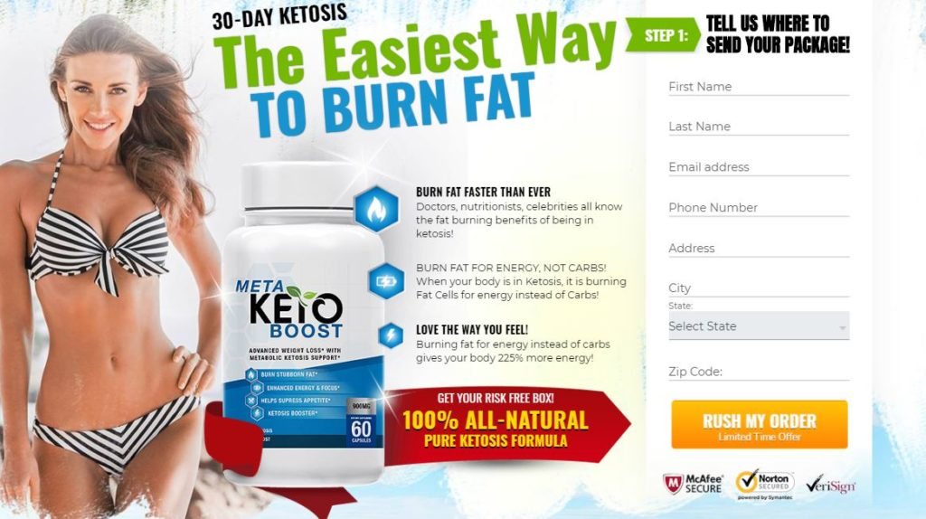 Meta Keto Boost Review
