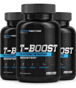 T-Boost Testosterone Booster pills