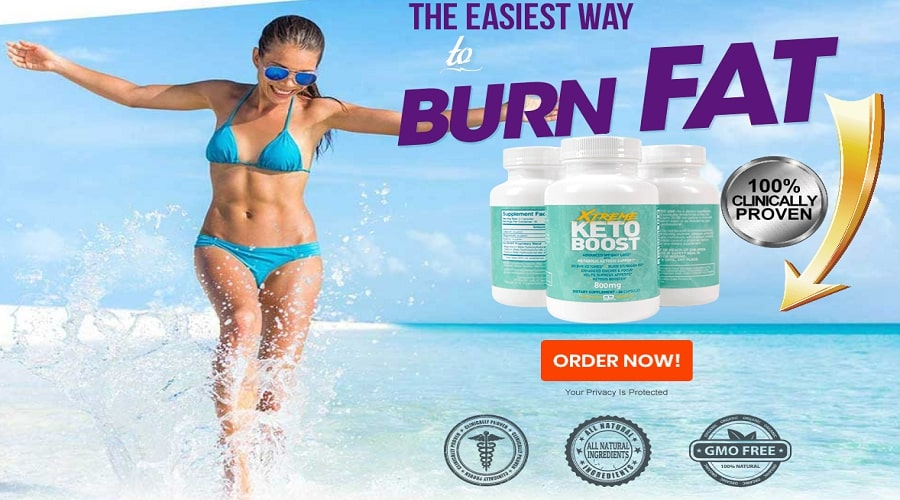Buy Xtreme Keto Boost