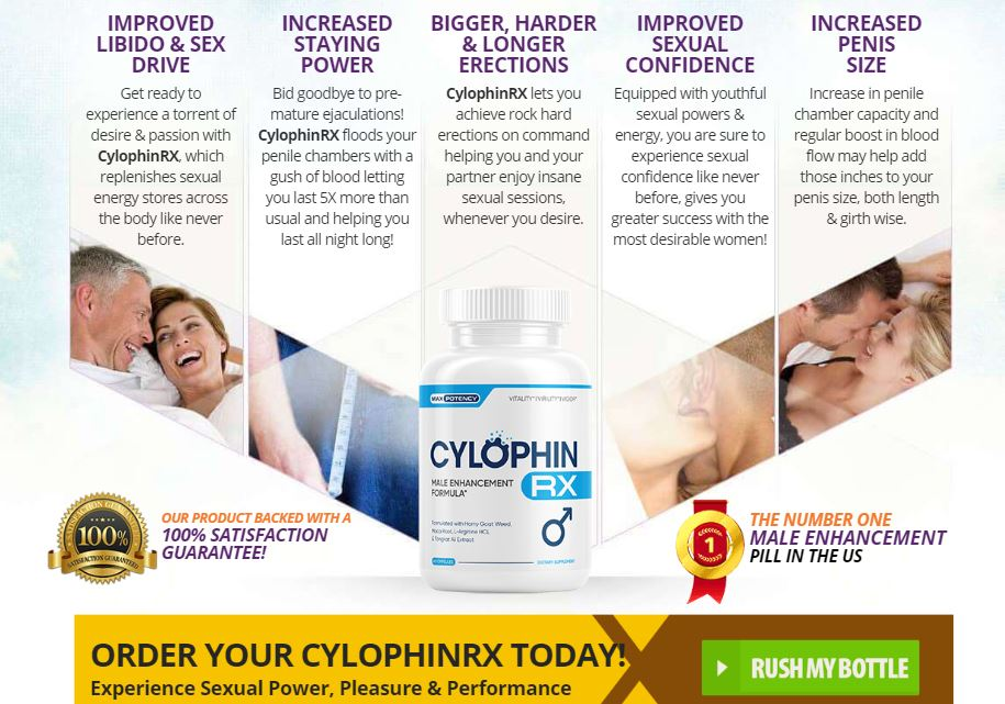 Cylophin RX Pills benefits
