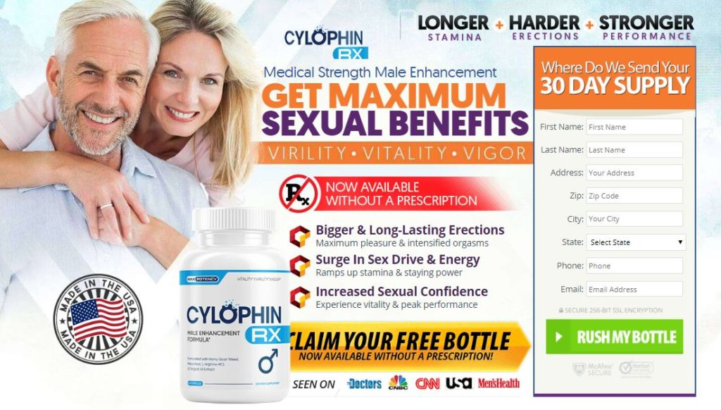 Cylophin RX Reviews