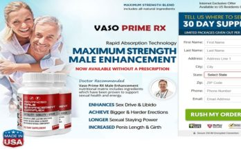 Vaso Prime Rx Reviews