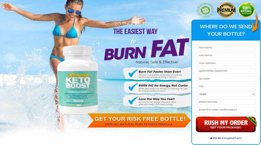 Xtreme Keto Boost Reviews